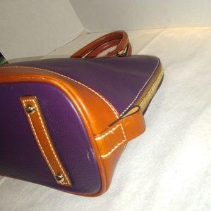 Dooney & Bourke Bags - 👀 LAST PRICE↘️RICH AND ROYAL PLUM COLOR